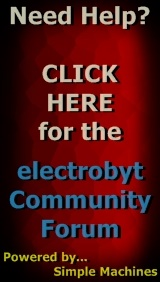 electrobyt Community Forum