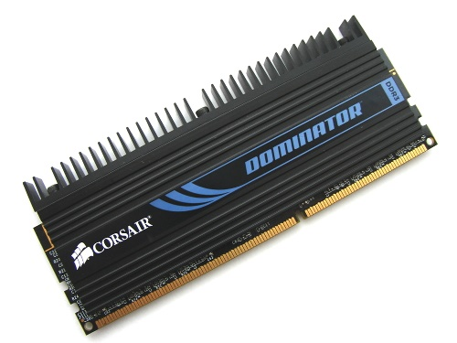 Corsair Dominator CMD8GX3M4A1333C7 8GB (4 x 2GB Kit) for AMD Phenom and Phenom II Processors PC3-10600 240pin DIMM Desktop Non-ECC DDR3 Memory Full Technical Specs, Benchmarks and Reviews
