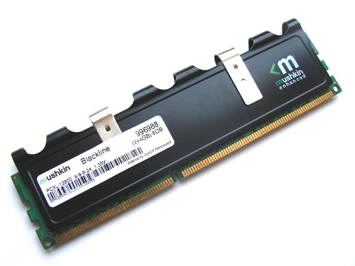 Mushkin Blackline 996988 4GB PC3-12800U 1600MHz 1.35V 240pin DIMM Desktop Non-ECC DDR3 Memory Full Technical Specs and Reviews