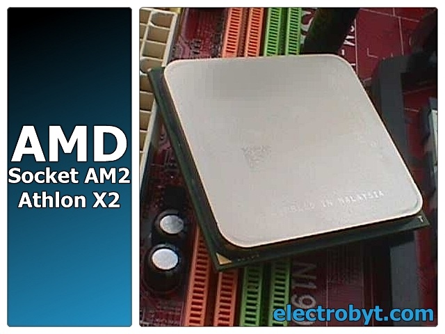 AMD AM2 Athlon X2 6000+ Processor ADX6000IAA6CZ CPU Full Technical Specs and Reviews