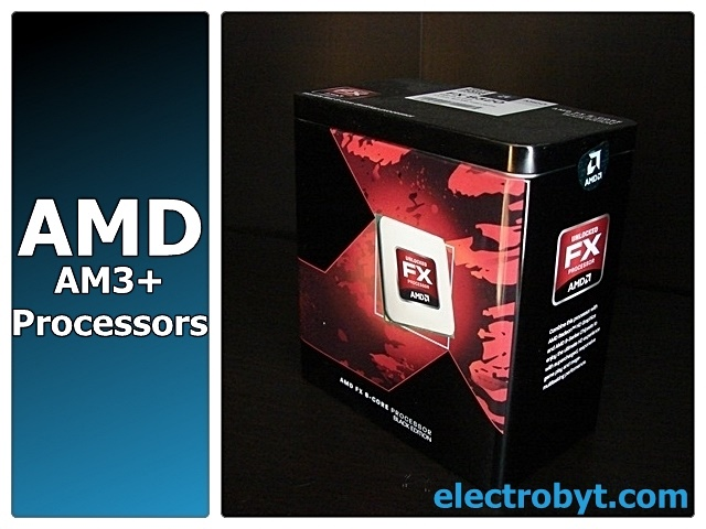 AMD AM3+ FX Series 6-Core Black Edition FX-6100 Processor FD6100WMW6KGU CPU Full Technical Specs, Benchmarks and Reviews