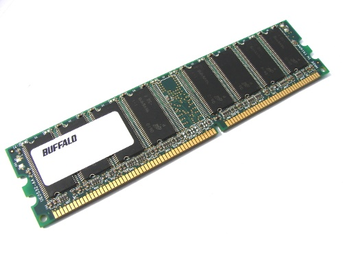 Buffalo AD400-1G 1GB PC3200 400MHz Desktop DDR Memory Full Technical Specs, Benchmarks and Reviews