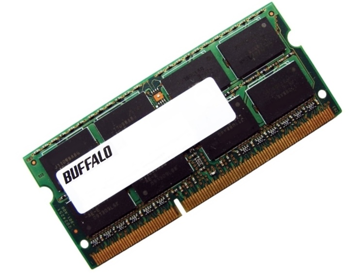 Buffalo D3N1600-2G 2GB PC3-12800 1600MHz 204pin Laptop / Notebook SODIMM CL11 1.5V Non-ECC DDR3 Memory Full Technical Specs and Reviews