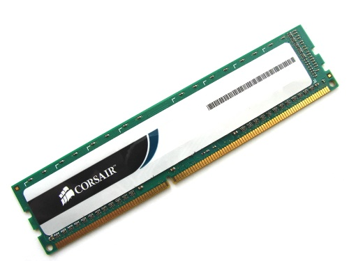 Corsair Value Select VS2GB1333D3 2GB 1Rx8 PC3-10600 240pin DIMM Desktop Non-ECC DDR3 Memory Full Technical Specs and Reviews