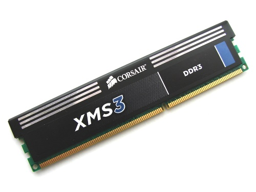 Corsair XMS3 CMX6GX3M3A1333C8 6GB (3 x 2GB Kit) PC3-10600 240pin DIMM Desktop Non-ECC DDR3 Memory Full Technical Specs, Reviews and Benchmarks