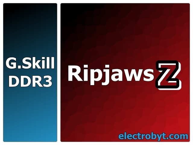 G.Skill F3-2400C11Q2-64GZM PC3-19200 2400MHz 64GB (8 x 8GB Kit) XMP RipjawsZ 240pin DIMM Desktop Non-ECC DDR3 Memory Full Technical Specs and Reviews