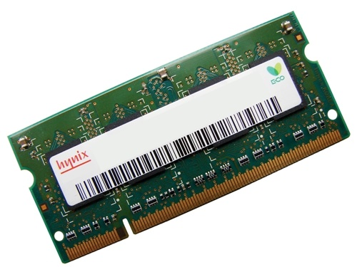 Hynix HYMP112S64CP6-Y5 1GB 2Rx16 PC2-5300S-555 667MHz 200pin Laptop / Notebook Non-ECC SODIMM CL5 1.8V DDR2 Memory Full Technical Specs and Reviews