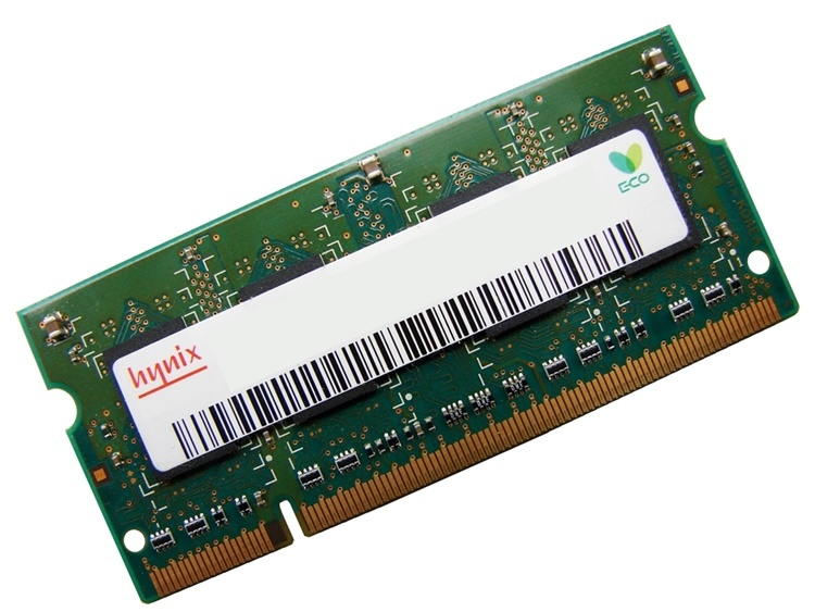 Hynix HMP112S6EFR6-Y5 1GB PC2-5300 667MHz 200pin Laptop / Notebook Non-ECC SODIMM CL5 1.8V DDR2 Memory Full Technical Specs and Reviews