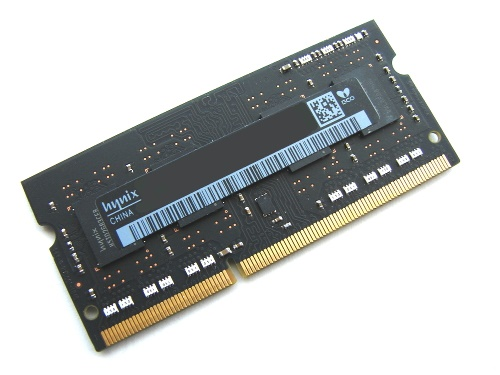 Hynix HMT425S6AFR6A-PB 2GB PC3-12800S-11-13-C3 1Rx16 1600MHz 204pin Laptop / Notebook SODIMM CL11 1.5V Non-ECC DDR3 Memory Full Technical Specs and Reviews (Black)