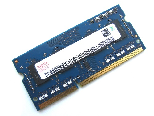 Hynix HMT325S6BFR8C-H9 2GB PC3-10600S-9-10-B1 1Rx8 1333MHz 204pin Laptop / Notebook SODIMM CL9 1.5V Non-ECC DDR3 Memory Full Technical Specs and Reviews