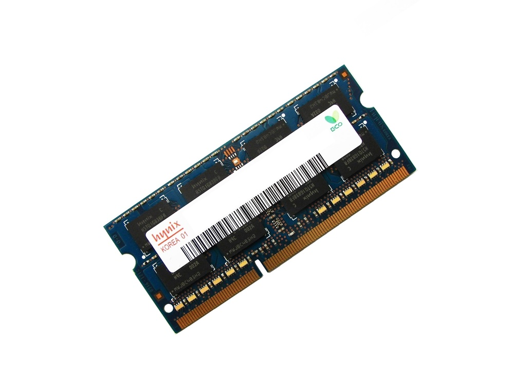 Hynix HMT41GS6MFR8C-RD 8GB PC3-14900 1866MHz 204pin Laptop / Notebook SODIMM CL13 1.5V Non-ECC DDR3 Memory Full Technical Specs and Reviews
