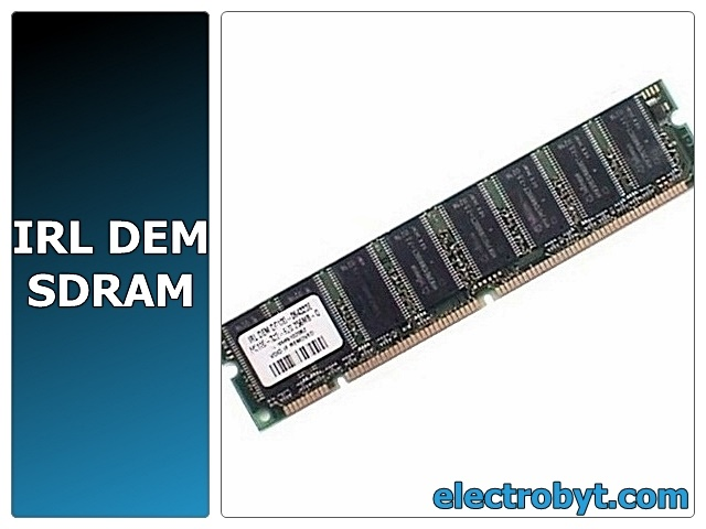 IRL DEM DP100-064322E PC100-222-620 256MB CL2 SDRAM PC100 Memory Full Technical Specs and Reviews