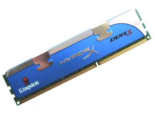 Kingston KHX1333C9D3K2/4G PC3-10600U 4GB (2 x 2GB Kit) HyperX 240pin DIMM Desktop Non-ECC DDR3 Memory Full Technical Specs and Reviews