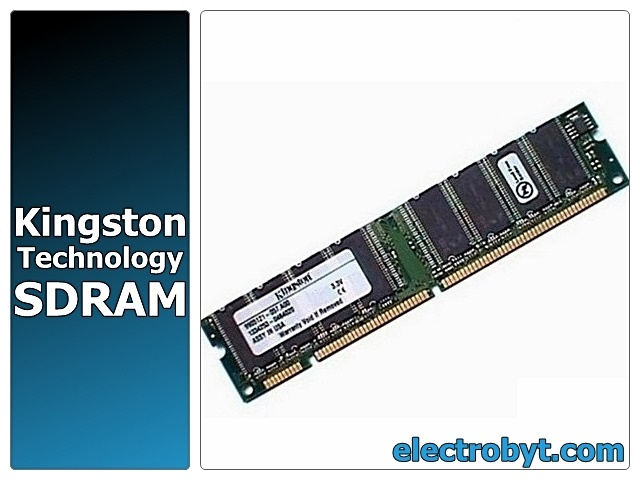 Kingston KTA-G3/256 256MB CL2 SDRAM PC66 Memory Full Technical Specs and Reviews