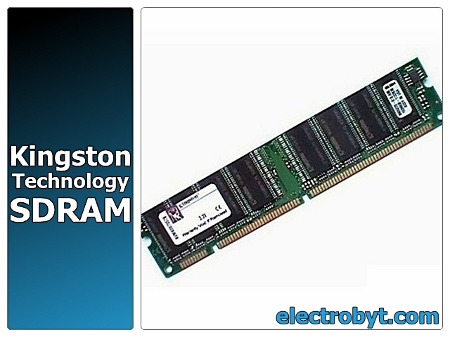Kingston KTA-G4/256 256MB CL2 SDRAM PC100 Memory Full Technical Specs and Reviews