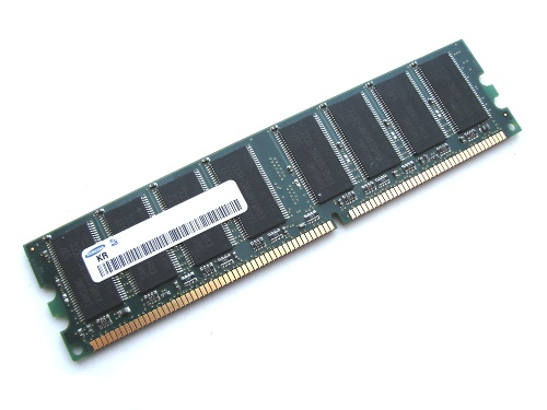 Samsung M368L2923BTN-CA2 PC2100U-20331 1GB 2Rx8 PC2100 266MHz Desktop DDR Memory Full Technical Specs and Reviews