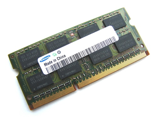 Samsung M471B5673FH0-CF8 2GB PC3-8500S-7-10-F2 2Rx8 1066MHz 204pin Laptop / Notebook SODIMM CL7 1.5V Non-ECC DDR3 Memory Full Technical Specs and Reviews